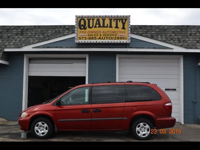 2002 Dodge Grand Caravan SE