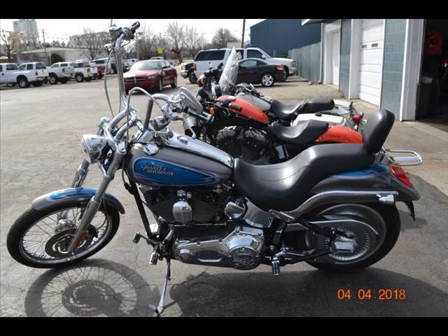 2005 Harley-Davidson FXSTD