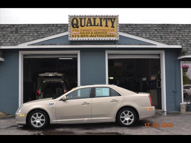 2008 Cadillac STS V8 Luxury Performance