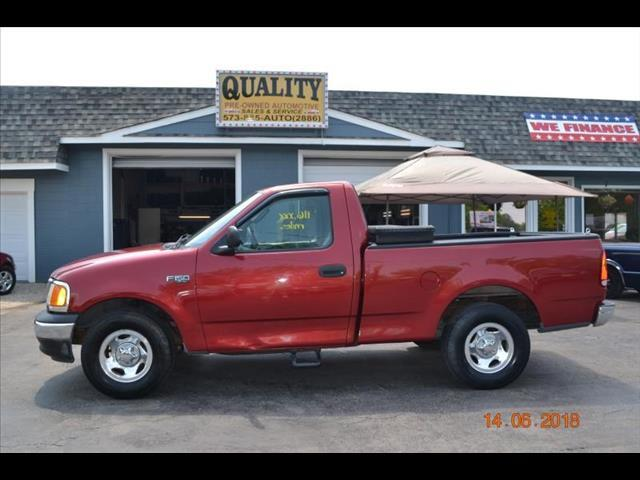 2004 Ford F-150 Heritage XLT Short Bed 2WD