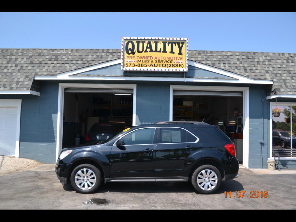 2010 Chevrolet Equinox FWD 4dr LT w/1LT
