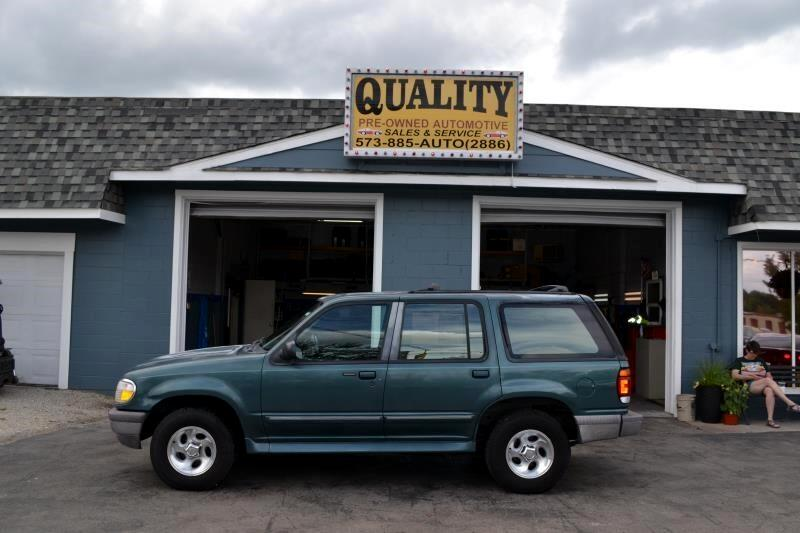 1996 Ford Explorer 4dr 112