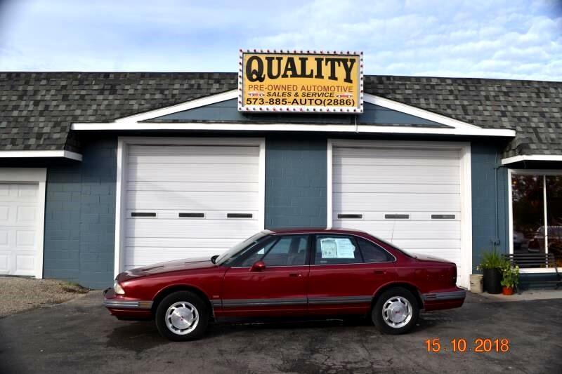 1994 Oldsmobile Delta 88 4 dr Sedan