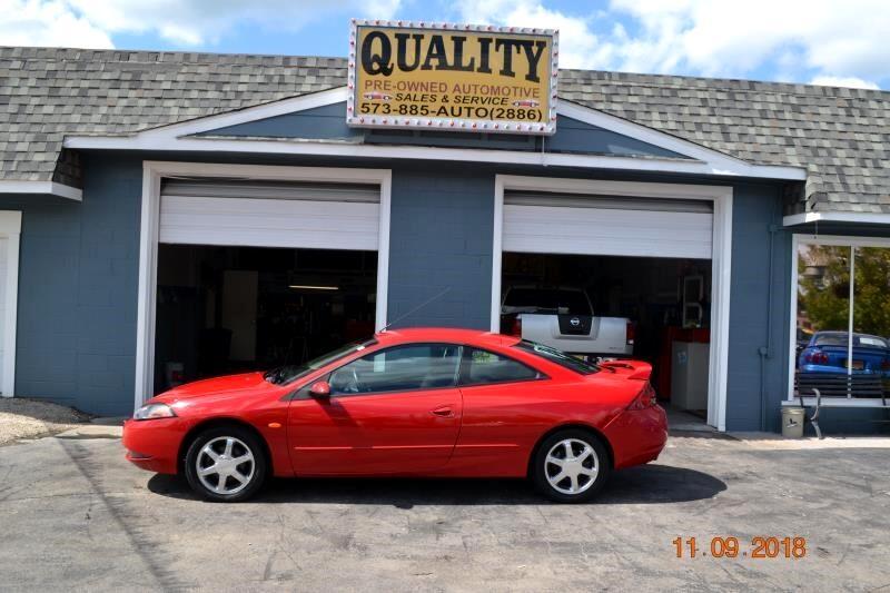 1999 Mercury Cougar 3dr Cpe V6