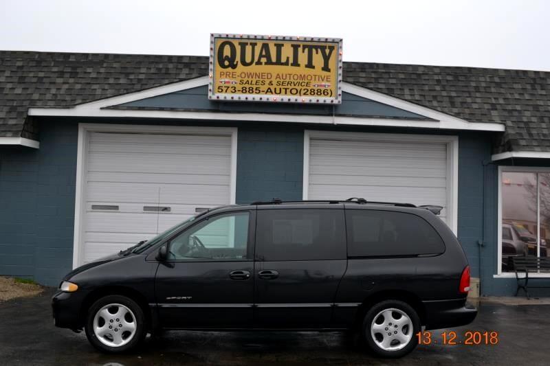 2000 Dodge Caravan 4dr Grand SE 119