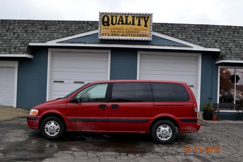1999 Chevrolet Venture 4dr Ext WB