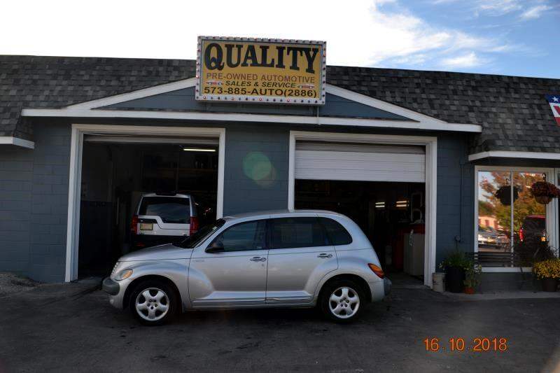 2002 Chrysler PT Cruiser 4dr Wgn Touring