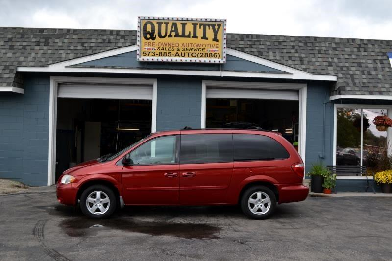 2007 Dodge Grand Caravan 4dr Wgn SXT