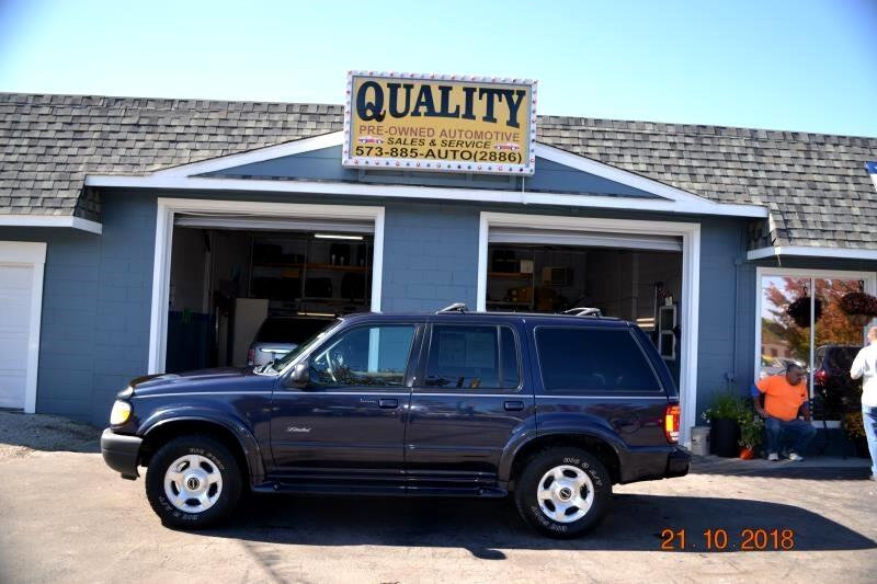 1999 Ford Explorer Limited 4x4