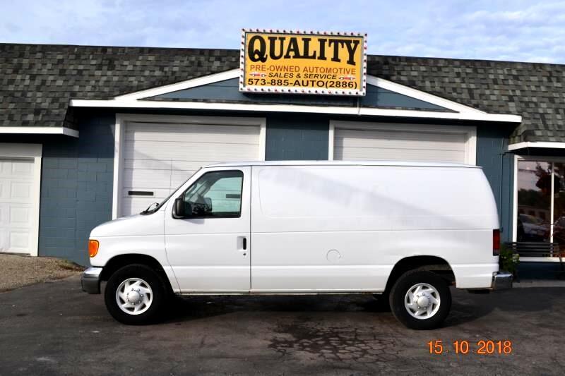 2006 Ford Econoline Cargo Van E-350