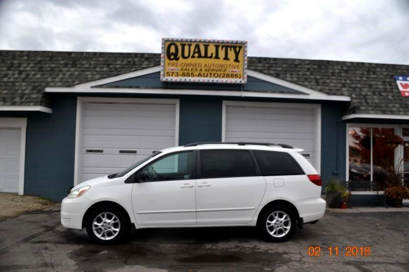 2004 Toyota Sienna 5dr LE AWD (Natl)