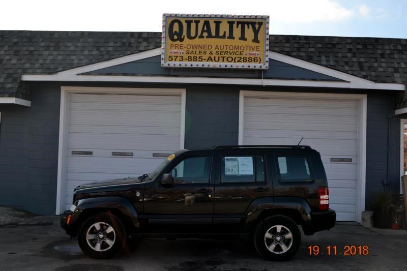 2009 Jeep Liberty 4WD 4dr Sport