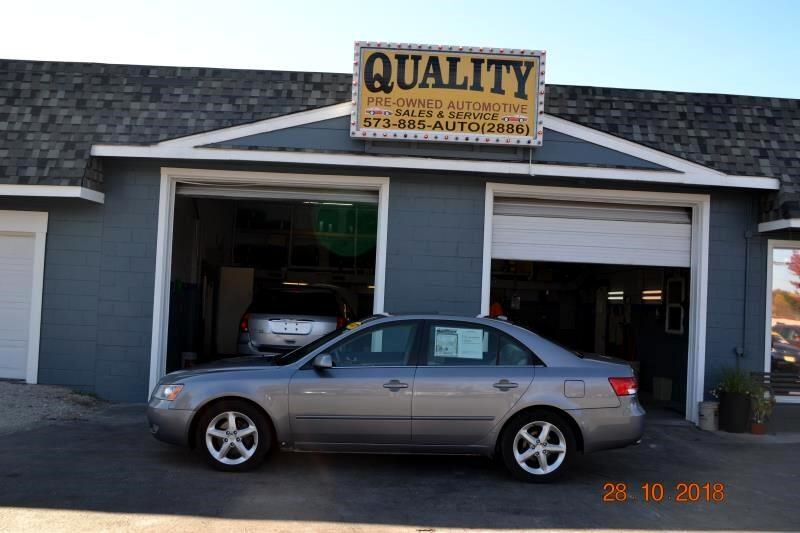 2007 Hyundai Sonata 4dr Sdn Auto SE *Ltd Avail*