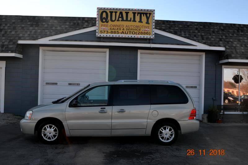 2004 Mercury Monterey 4dr Premier