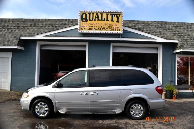 2005 Chrysler Town & Country 4dr LWB Limited FWD