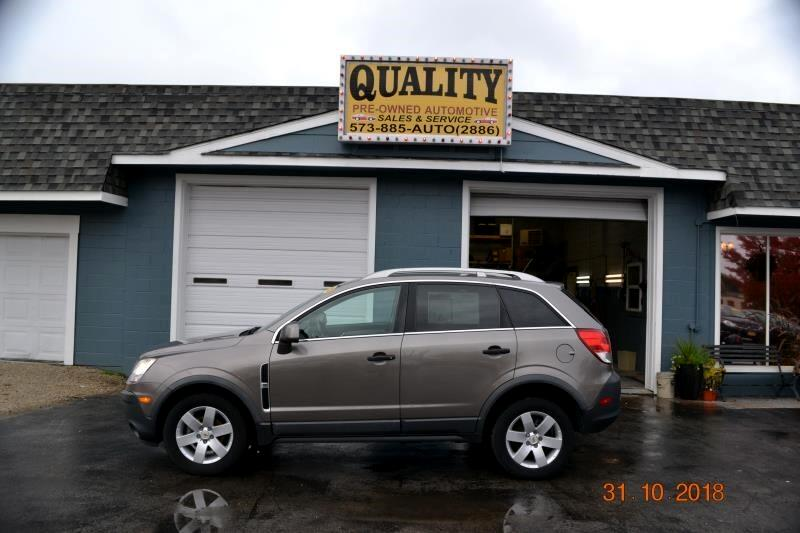 2012 Chevrolet Captiva Sport Fleet FWD 4dr LS w/2LS