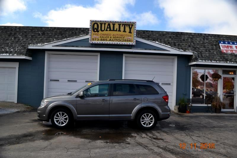 2013 Dodge Journey AWD 4dr SXT