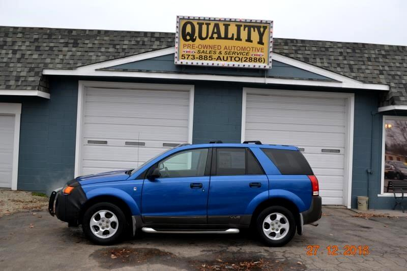 2004 Saturn VUE 4dr FWD Manual