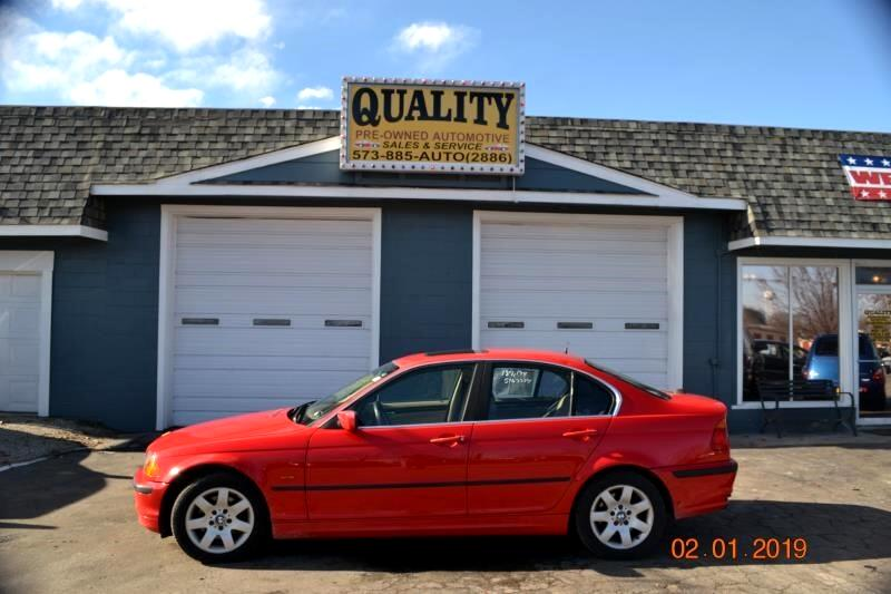 1999 BMW 3 Series 328I 4dr Sdn