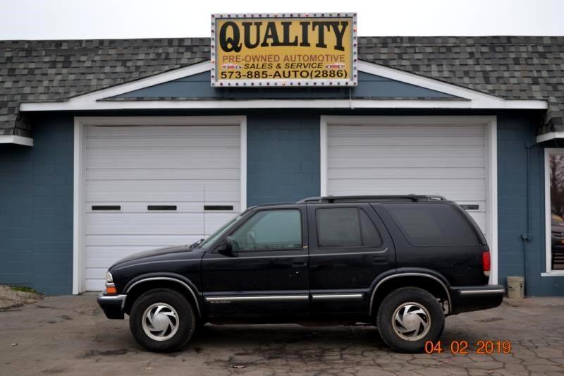 1998 Chevrolet Blazer 4dr 4WD LT