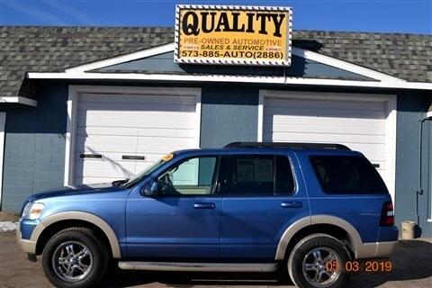 2009 Ford Explorer 4WD 4dr V6 Eddie Bauer
