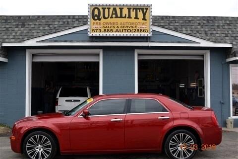 2010 Chrysler 300 4dr Sdn 300S V6 RWD