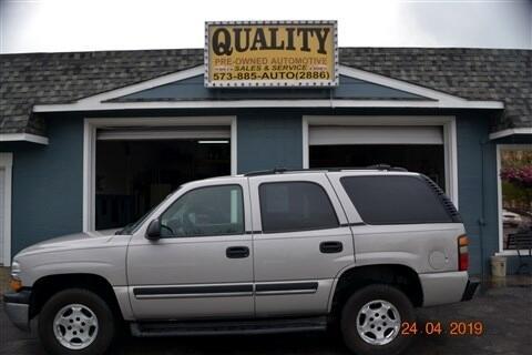 2005 Chevrolet Tahoe 4dr 1500 4WD LS