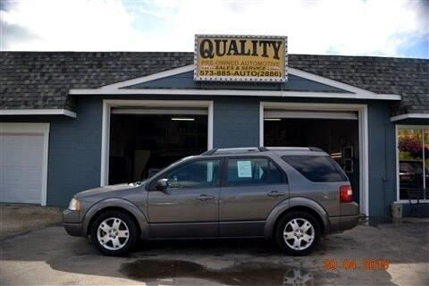 2006 Ford Freestyle 4dr Wgn Limited AWD