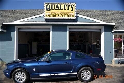 2009 Ford Mustang 2dr Cpe