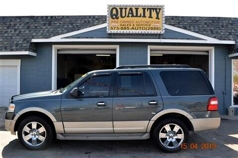 2009 Ford Expedition 4WD 4dr Eddie Bauer