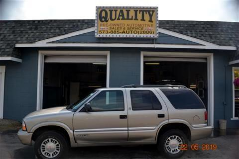 2000 GMC Jimmy 4dr 4WD SLE Convenience