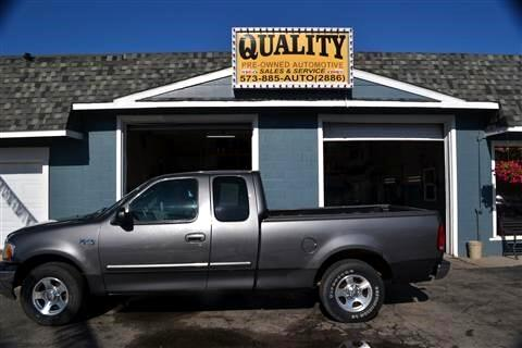 2003 Ford F-150 Supercab 139