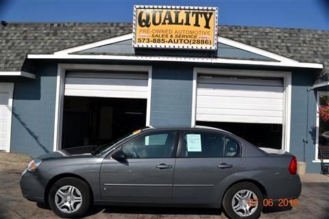 2007 Chevrolet Malibu 4dr Sdn LS w/1LS