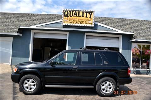 Used 2000 Nissan Pathfinder XE 4WD Auto for Sale in Cuba MO