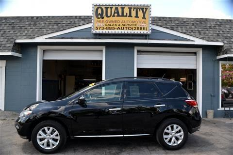 2011 Nissan Murano 2WD 4dr SV