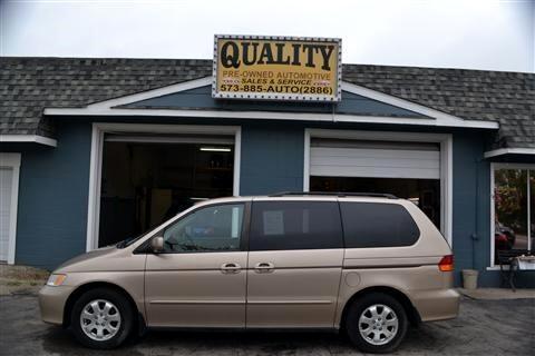 Honda Odyssey 5dr EX 2002