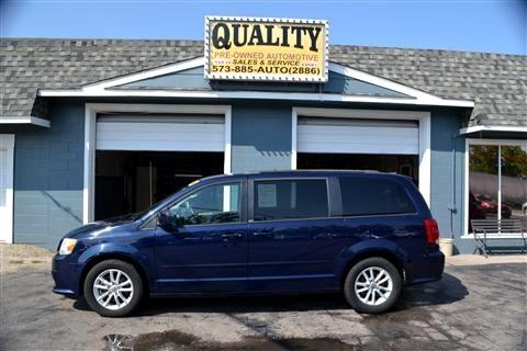 2014 Dodge Grand Caravan 4dr Wgn SXT