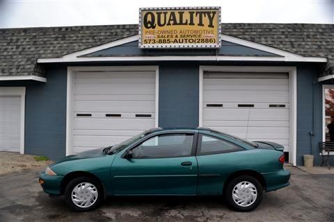 Chevrolet Cavalier 2dr Cpe 1999