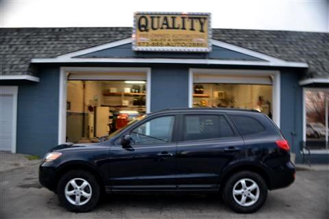 Hyundai Santa Fe FWD 4dr Man GLS 2008