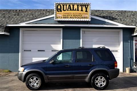 "Ford Escape 4dr 103"" WB XLT Sport 2003"