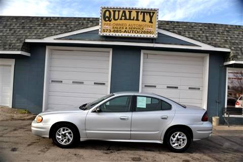 Pontiac Grand Am 4dr Sdn SE 2004