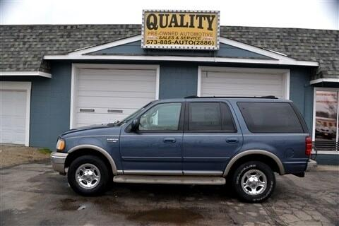"Ford Expedition 119"" WB Eddie Bauer 4WD 2001"
