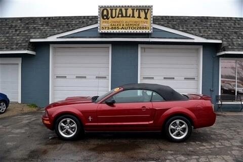 Ford Mustang 2dr Conv Premium 2007