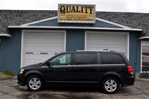 Dodge Grand Caravan 4dr Wgn Crew 2011