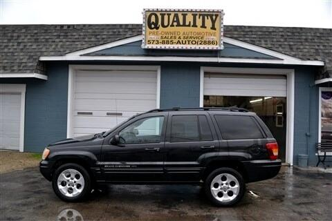 2004 Jeep Grand Cherokee 4dr Limited
