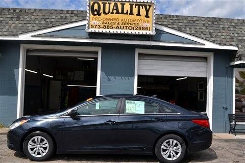 Hyundai Sonata 4dr Sdn 2.4L Auto GLS 2012