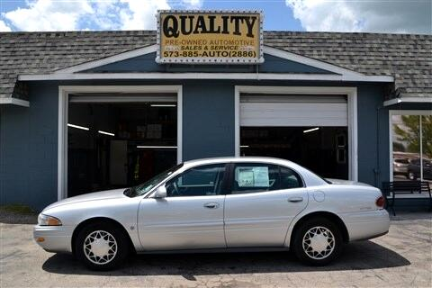 Buick LeSabre 4dr Sdn Limited 2002