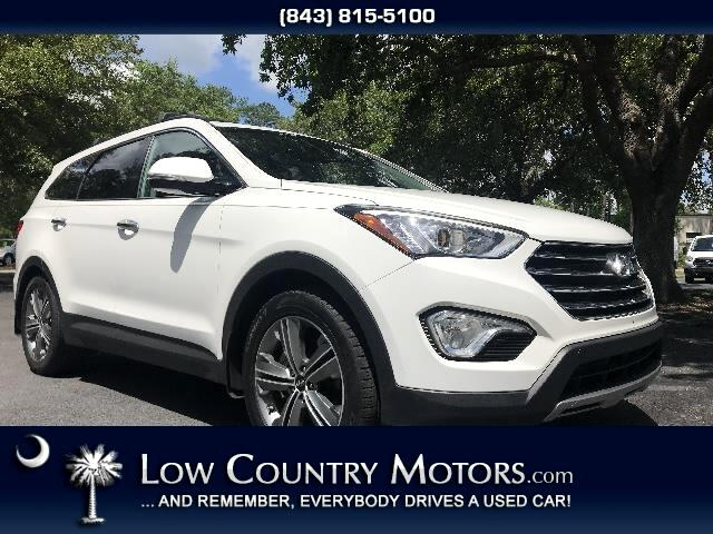 2015 Hyundai Santa Fe GLS V6 With 3rd Row Seat