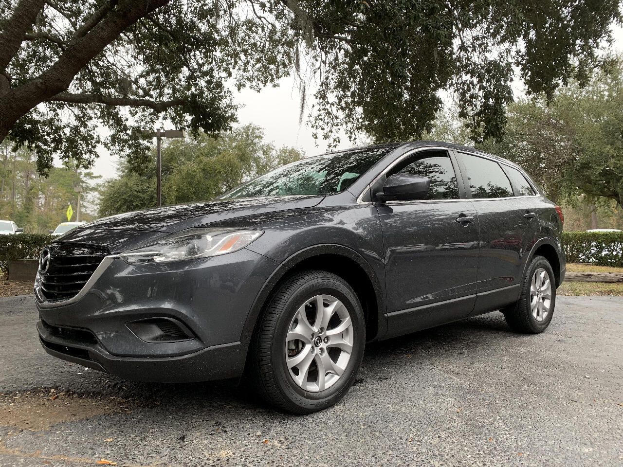 2015 Mazda CX-9 FWD Sport With 3rd Row Seat