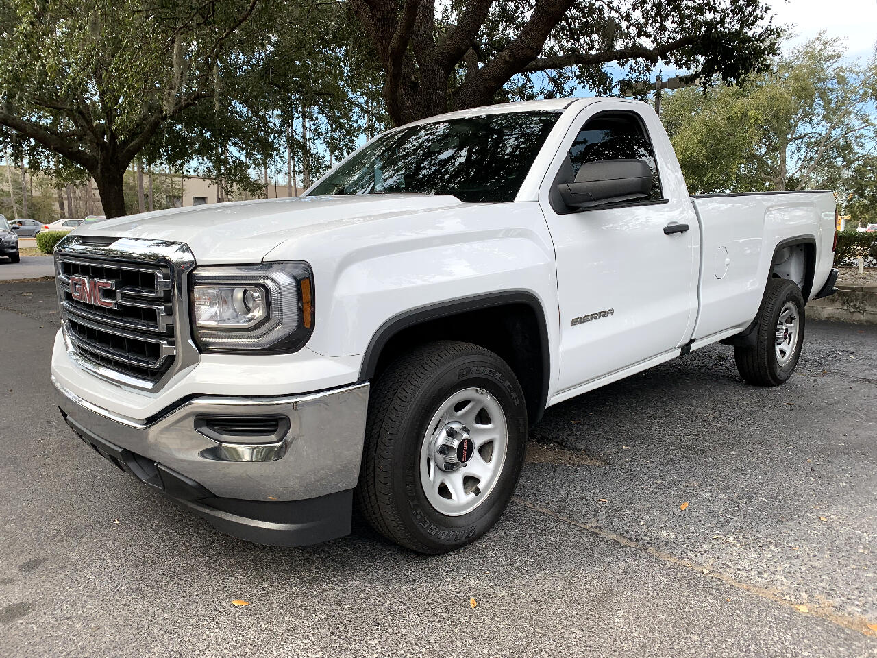 2017 GMC Sierra 1500 2WD Regular Cab Long Bed